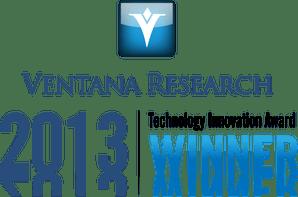 VentanaResearch_TechInnovation_Award_Winner_2013